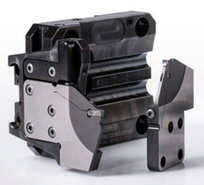 刀夹系统 960 与开槽系统 845 兼容