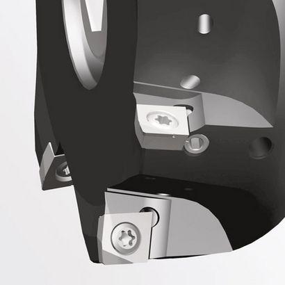 面铣削刀具系统 DTM