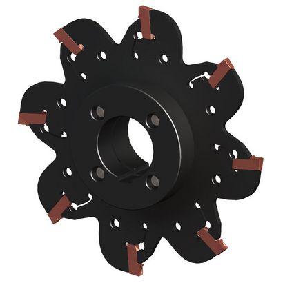 盘形铣刀型号 M101