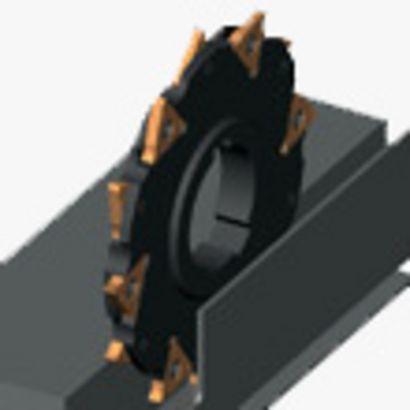 侧面铣刀 M382 / M383